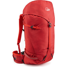 Lowe Alpine Halcyon 45:50 Backpack, haute red